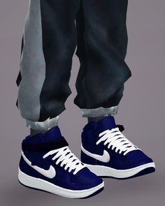 Nike High Top Air Force 1 for The Sims 3 (TS3)