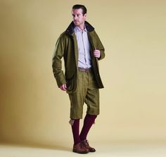 Barbour Moorhen technical tweed waterproof breeks Tweed Jacket, Bomber Jacket, Plus Fours, Country Outfits, Barbour, Hand Warmers, Military Jacket, Trousers, Braces