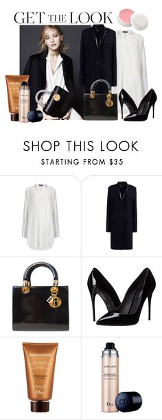 """""""Get The Look: Winter Style"""" by eqlmag on Polyvore featuring Joseph, Barbara Bui, John Galliano, Dolce&Gabbana, Christian Dior, women's clothing, women's fashion, women, female and woman"""