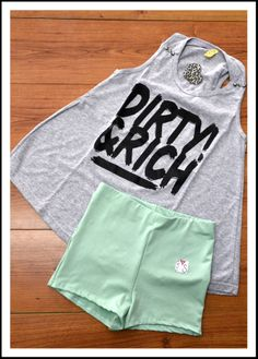 #fakiulook musculosa dirty&rich $100 +short lycra tuquesa $100 ▼▼▼▼▼▼▼▼▼▼▼▼▼▼▼▼ https://www.facebook.com/pages/FAKIU-CLOTHES/130489757033235