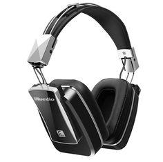 Headphones - Bluedio F800 Wireless w/ Active Noise Cancellation Tech (#H14)