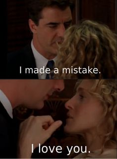 funny sex and the city quotes Mr Big, Big Love, Tv Show Quotes, Movie Quotes, Carrie And Big, Chris Noth, City Quotes, Carrie Bradshaw, Love Affair