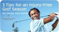 Physiotherapy Alberta College + Association : The Movement Specialists: 3 Tips For an Injury-Free Golf Season
