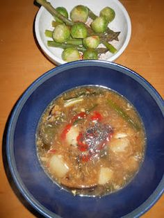 ... about Hot And Sour Soup on Pinterest | Soups, Rice soup and Cabbages