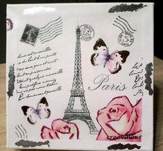 photo Paris (Tableaux home déco) - Femme2decoTV Home And Deco, Decoration, Videos, Photos, Art, Art Paintings, Decor, Art Background, Pictures