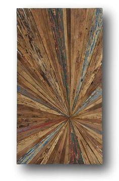 15 really creative handmade wood wall art ideas that you need to try - Produktdesign ideen 2019 - Reclaimed Wood Wall Art, Rustic Wood Walls, Wooden Wall Art, Diy Wall Art, Wall Wood, Pallet Wall Art, Rustic Wall Art, Diy Wand, Diy Wood Projects