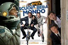 La scuola più bella del mondo in testa al Box Office italiano