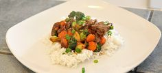 Asian Beef With Veggies Stir Fry – $10 Or Less Meal