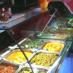 Blick ins Curry-Angebot. 29.2.2012, 12:29 Uhr