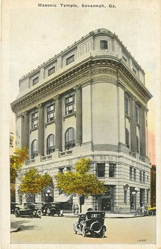 Before They Were SCAD Buildings: An Exhibit of Postcards