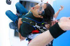 Takin the leap - skydiving in Dubai!