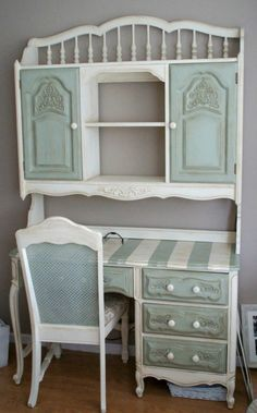 Chest Of Drawers In Vintage Style