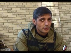 [eng subs] Interview with NAF commander Givi about his personal life 10/...