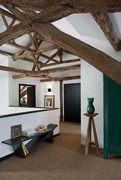 bench attic
