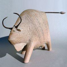 Vache de Christian Pradier
