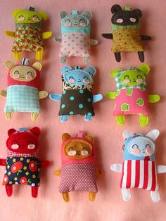Gorgeous soft toys