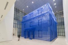 What's Happening | Home Within Home at National Museum of Modern and Contemporary Art, Seoul Korea, by Do Ho Suh