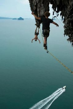 That's amazing, full stop.  HD Extreme Sports