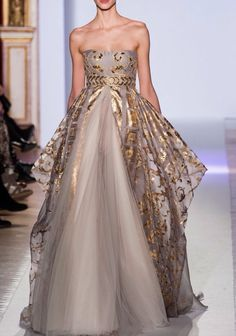 "princesspastelrose: ""Zuhair Murad SS13 couture Paris fashion week """