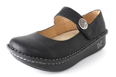 Alegria Shoes Paloma Black Magic from Alegria Shoe Shop - now on closeout!