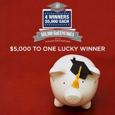 """I just entered the """"PHMC Wants to Send You to College - $20,000 Sweepstakes """". For your chance to win, enter here: www.phmc.com/win"""