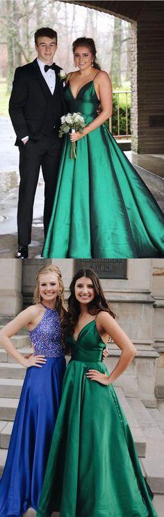 Prom Dresses For Teens, Simple Straps A-line Red Long Prom Dress Dresses Modest Pageant Dresses For Teens, Junior Prom Dresses, Homecoming Dresses, Dress Prom, Dress Long, Prom Posals, Party Dresses, Best Formal Dresses, Elegant Bridesmaid Dresses