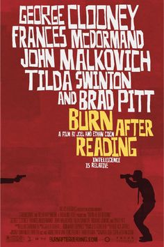 Burn After Reading (2008) - http://www.musicvideouniverse.com/drama/burn-after-reading-2008/ ,