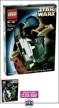 LEGO Star Wars Jango Fett's Slave (7153) by LEGO  ✿ Lego - el surtido más amplio ✿ ▬► Ver oferta: https://comprar.io/goto/B0089BFVDS