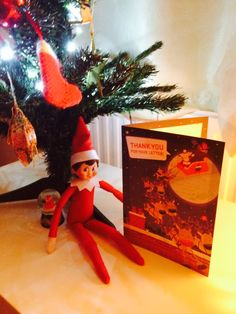 Day 11-A letter from Santa