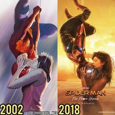 spiderman kiss them and now Marvel Jokes, Marvel Funny, Marvel Dc Comics, Marvel Heroes, Marvel Avengers, Spiderman Art, Amazing Spiderman, New Spiderman Movie, Dc Memes
