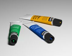 """Check out new work on my @Behance portfolio: """"Acrylic tubes"""" http://on.be.net/1nSZ8Jk"""