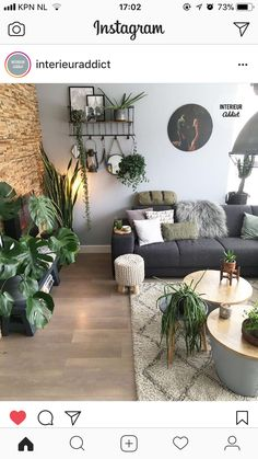 Inspiration for a modern bohemian living room with moroccan style boho decor in lots of neutral hues. Living Pequeños, Boho Living Room, Interior Design Living Room, Home And Living, Living Room Designs, Living Room Decor, Living Spaces, Bedroom Decor, Bohemian Living