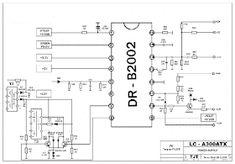 LM317 / LM338 / LM350 Voltage Regulator Schematic with
