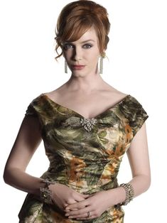 Christina Hendricks, actress (Mad Men). Her father Robert Hendricks, who worked for the United States Forest Service, was born in Birmingham
