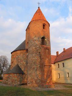 rotunda św prokopa w strzelnie, XII w.