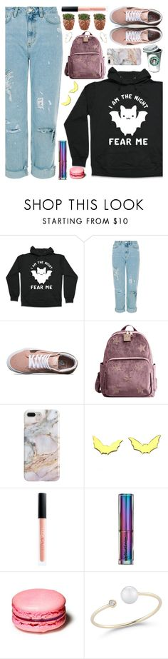 """""""#170"""" by theevilraccoon ❤ liked on Polyvore featuring Vans, Recover, Zara Taylor, Huda Beauty, Urban Decay and mizuki"""