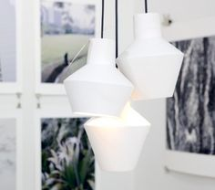 Iina Vuorivirta lamps @ BLOOM | Lokal Helsinki