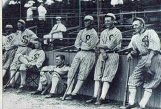 "Black Sox Scandal  May 23, 1919  Members of the American League champion Chicago White Sox, including Shoeless Joe Jackson. Are accused of throwing the World Series against the Cincinnati Reds in the infamous ""Black Sox"" scandal."