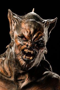 Face Off - Season 6, Episode 14 - Cry Wolf | George's werewolf | Challenge winner & Finalist - Photo credit: Brett-Patrick Jenkins
