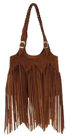 bohemian fringe purse... I used to have one of these in the 1970's!