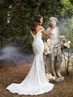 Sophia Tolli - Bridal»Style No. Y21370 » Designer Wedding Dresses by Sophia Tolli