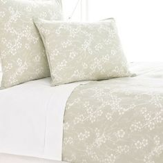 Pine Cone Hill Batik Blossom Duvet Cover Collection on shopstyle.com
