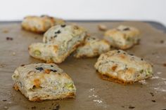 Savory Biscuits on Pinterest | Drop Biscuits, Biscuits and Cheddar