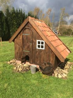 Pig Pen, Duck House, Beautiful Farm, Chicken Runs, Chickadees, Cinder, Allotment, Chickens Backyard, Coops
