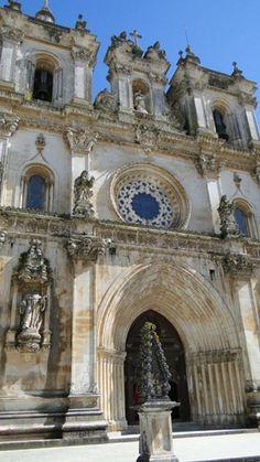 Mosteiro de Alcobaça - Fachada