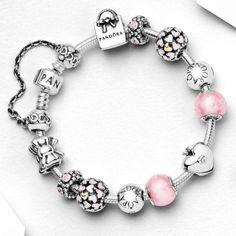 fe1e5a58bb816 327 Best Charms Bracelet images in 2017 | Jewelry, Bracelets, Photo ...