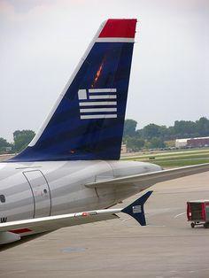 USAirways A320 @Margaret Powell