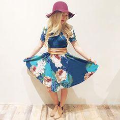Paeonia Dress #Anthropologie #MyAnthroPhoto
