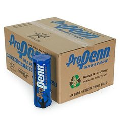 Pro Penn Marathon Regular Duty Tennis Balls (1-Case) by Penn. Pro Penn Marathon Regular Duty Tennis Balls (1-Case).