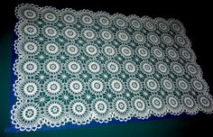 Altar Lace for the Tonga temple
